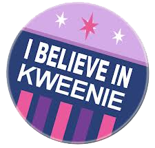 I believe in Kweenie