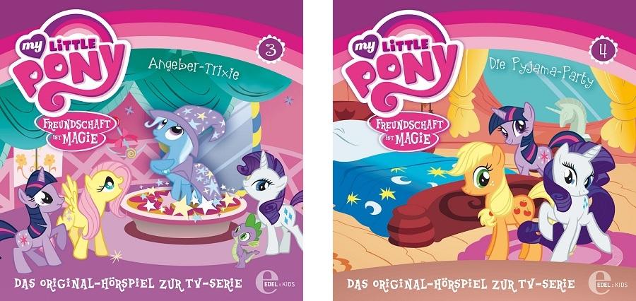 CDs 3 und 4