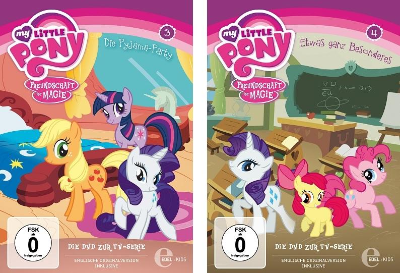 DVDs 3 und 4